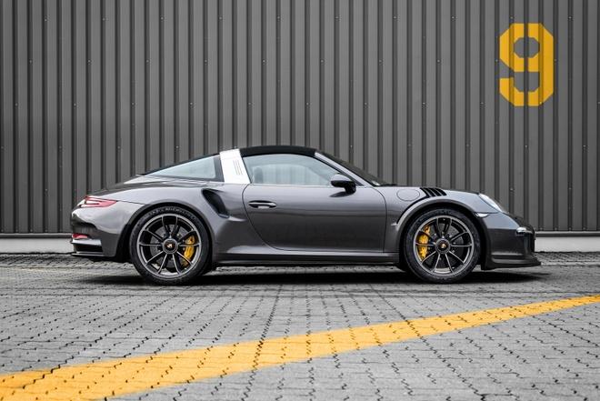 sieu xe Porsche 911 Targa 4 anh 6