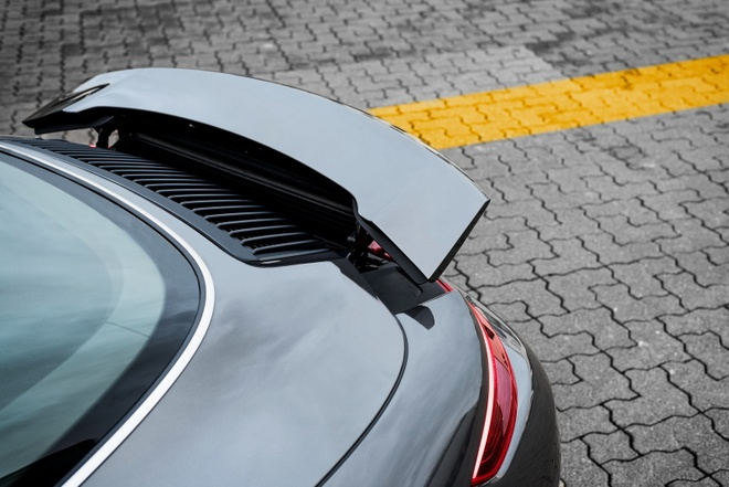 sieu xe Porsche 911 Targa 4 anh 12