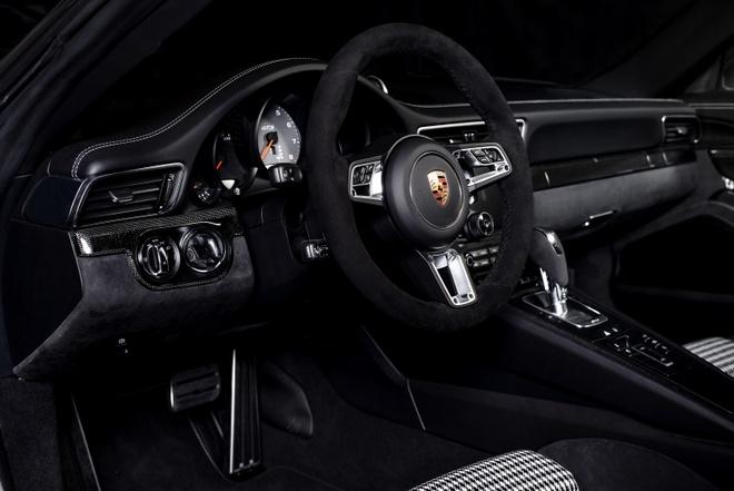 sieu xe Porsche 911 Targa 4 anh 13