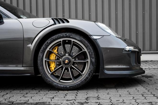 sieu xe Porsche 911 Targa 4 anh 2