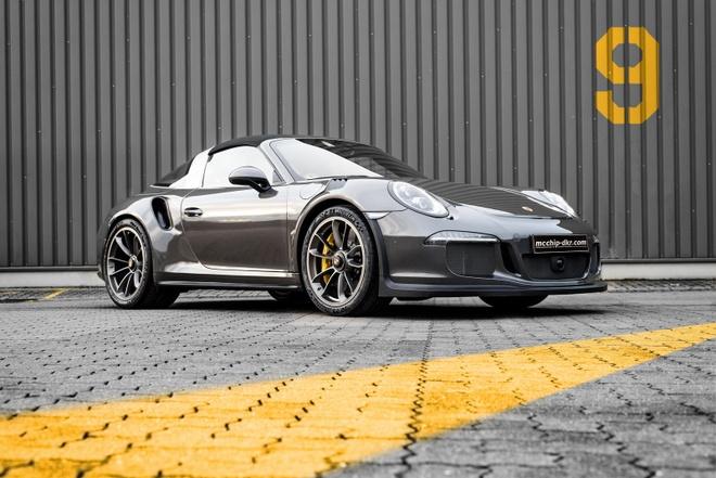 sieu xe Porsche 911 Targa 4 anh 7