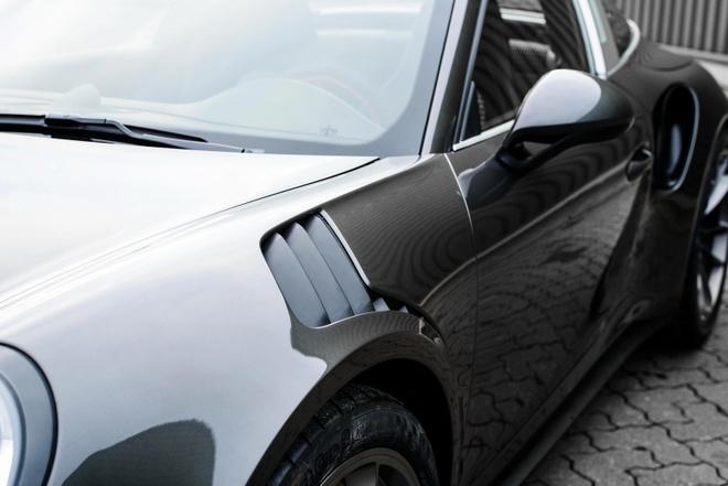 sieu xe Porsche 911 Targa 4 anh 9