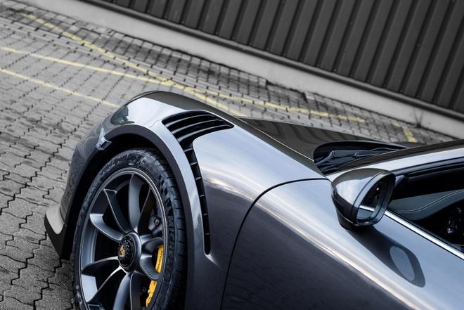 sieu xe Porsche 911 Targa 4 anh 11