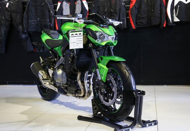 Trieu hoi Kawasaki Z900 tai Viet Nam hinh anh