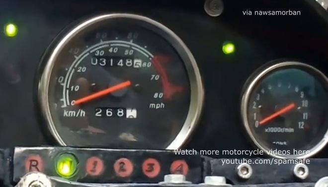Nong dan Thai Lan che tao Lamborghini Aventador Roadster nhai hinh anh 9