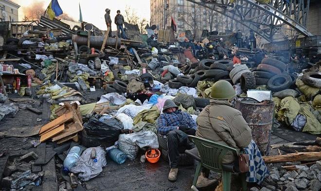 Nguoi Viet o Ukraina: Buon ban bi anh huong hinh anh 1