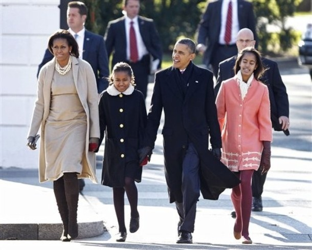 Con gai cua Obama duoc bao ve nhu the nao? hinh anh