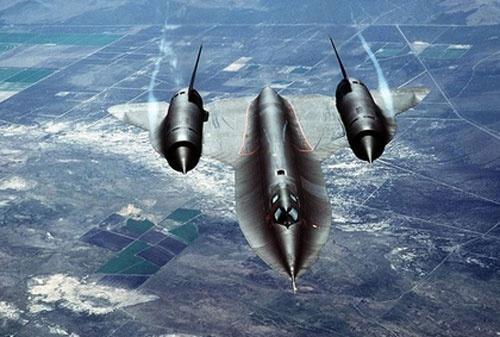 'Huyen thoai Chien tranh Lanh' SR-71 Blackbird cua My hinh anh 1 1