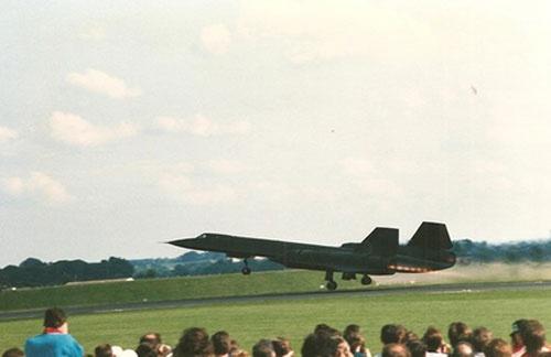 'Huyen thoai Chien tranh Lanh' SR-71 Blackbird cua My hinh anh 4 1