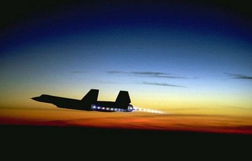 'Huyen thoai Chien tranh Lanh' SR-71 Blackbird cua My hinh anh 6 1
