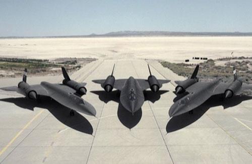 'Huyen thoai Chien tranh Lanh' SR-71 Blackbird cua My hinh anh 7 1