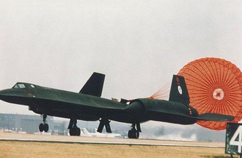'Huyen thoai Chien tranh Lanh' SR-71 Blackbird cua My hinh anh 8 1