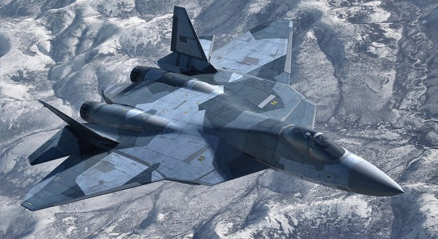 F-22 se bai tran khi khong chien voi T-50 PAK FA cua Nga? hinh anh 1 1