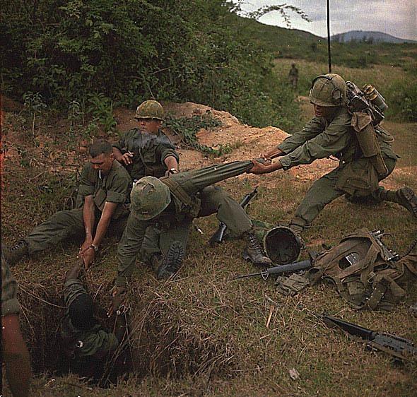 Nhung hinh anh hiem ve linh My trong Chien tranh Viet Nam hinh anh 3 1