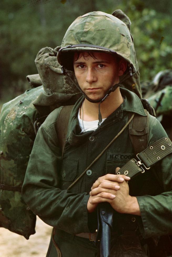 Nhung hinh anh hiem ve linh My trong Chien tranh Viet Nam hinh anh 6 1