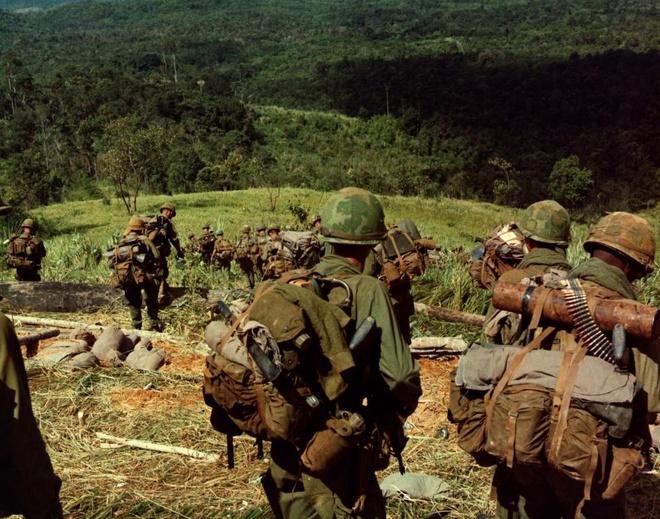Nhung hinh anh hiem ve linh My trong Chien tranh Viet Nam hinh anh 11 a