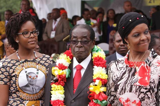 Sinh nhat trieu USD cua tong thong Zimbabwe hinh anh 1