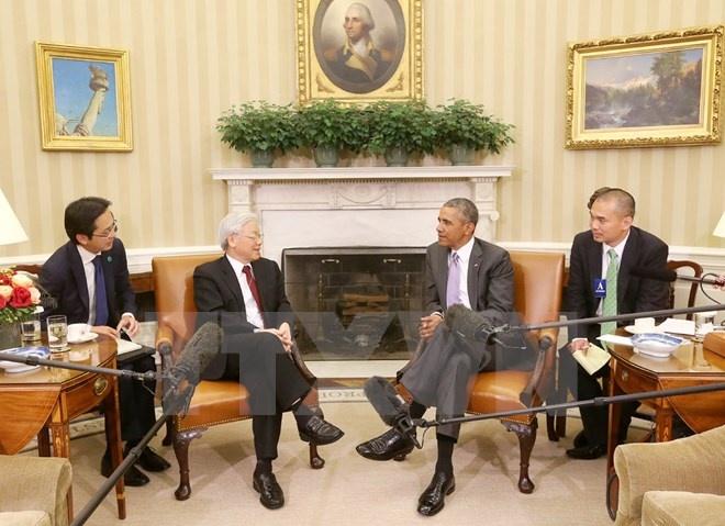 Washington Times: Ky nguyen moi trong quan he Hoa Ky - VN hinh anh