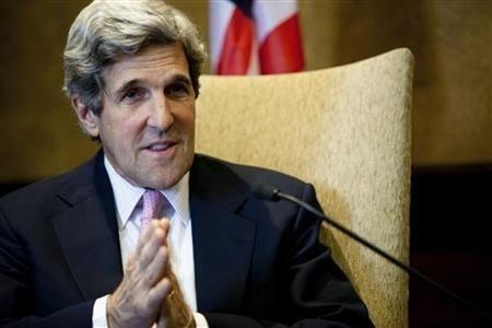 Ngoai truong My John Kerry se toi Viet Nam hom 6/8 hinh anh