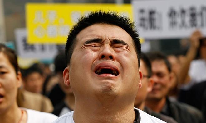 Tam thu cua nguoi nha hanh khach MH370 hinh anh