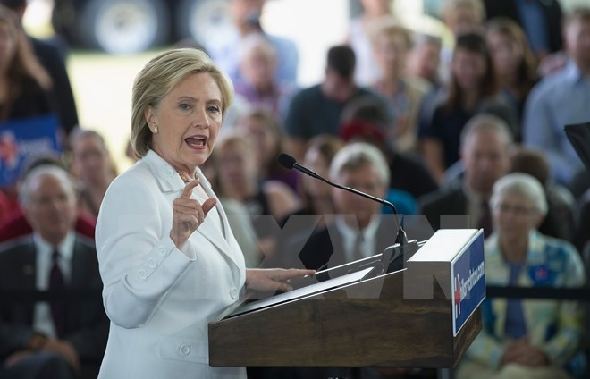 My cong bo 7.000 trang thu dien tu cua ba Hillary Clinton hinh anh