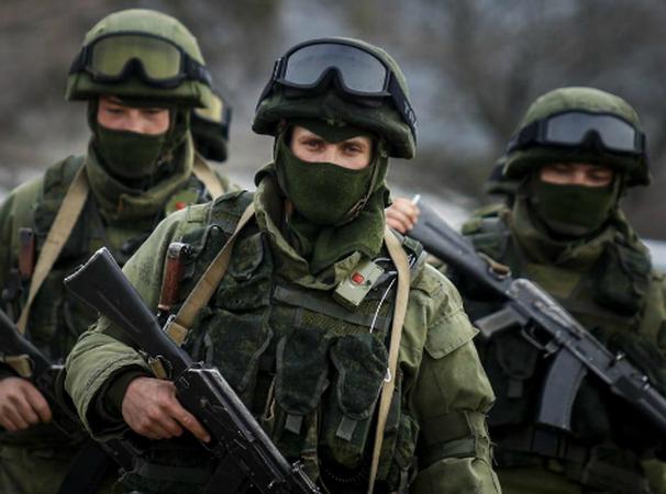Nga: Hon 600 binh si tham gia tap tran tieu doan chien thuat hinh anh