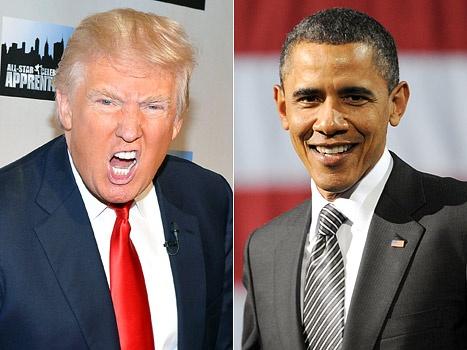 Obama: Donald Trump se khong dac cu tong thong My 2016 hinh anh