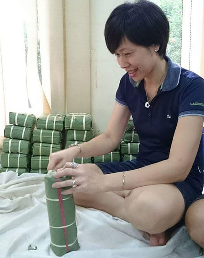Tet cong dong am ap cua nguoi Viet tren khap the gioi hinh anh 11