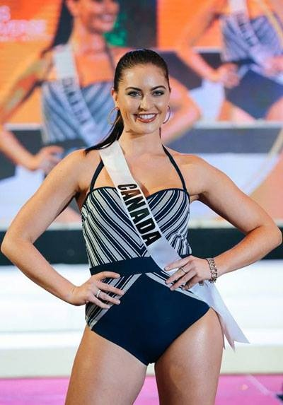 hinh anh Miss Universe 2017 anh 2