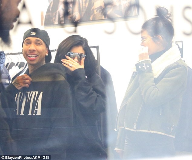 Kendall Jenner va AAP Rocky anh 6
