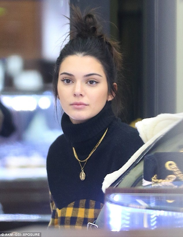 Kendall Jenner va AAP Rocky anh 2