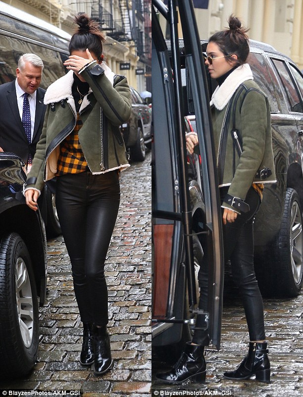 Kendall Jenner va AAP Rocky anh 5