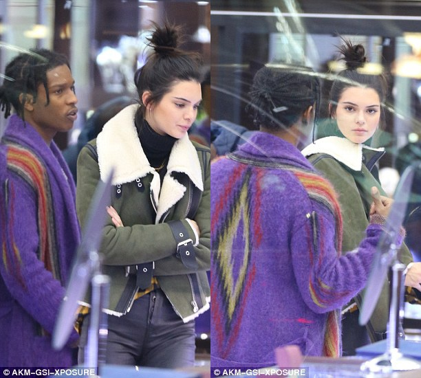 Kendall Jenner va AAP Rocky anh 4