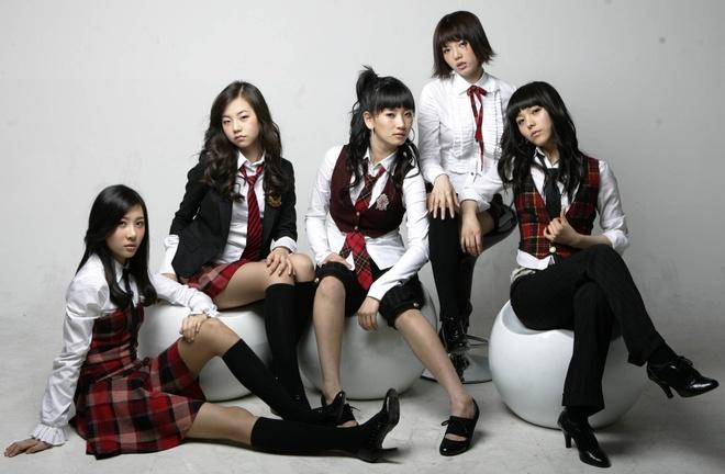 Wonder Girls tan ra anh 1