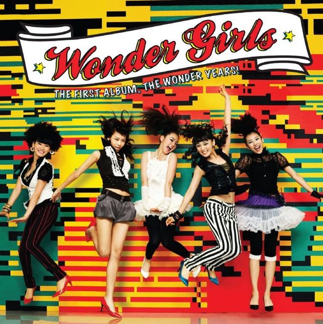 Wonder Girls tan ra anh 2