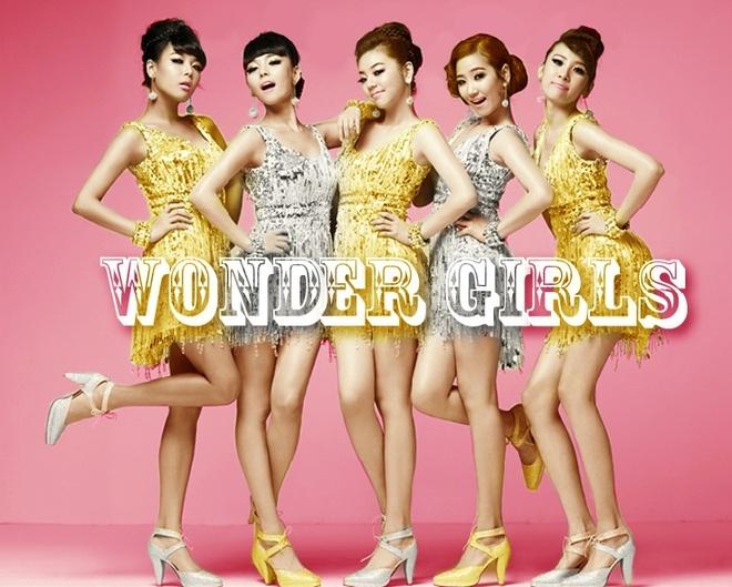 Wonder Girls tan ra anh 3