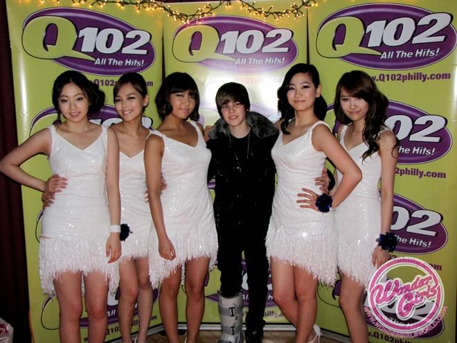 Wonder Girls tan ra anh 4