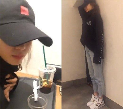 Jiyeon khoc vi bi fan chi trich sau khi chia tay ban trai hinh anh 1
