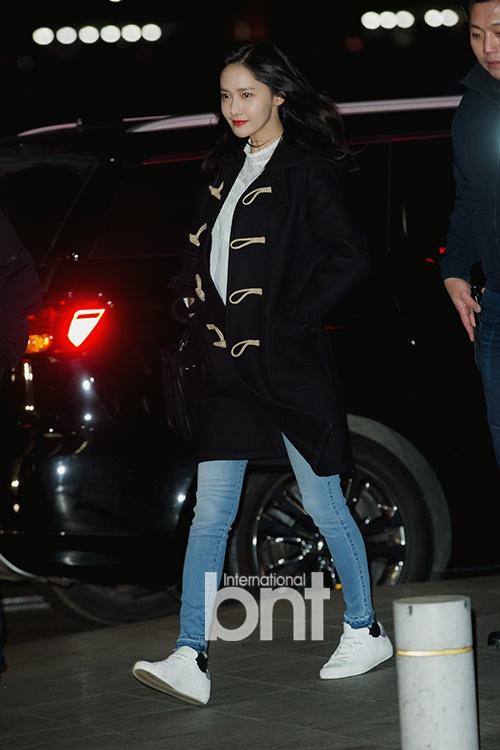 Yoona den Viet Nam anh 1