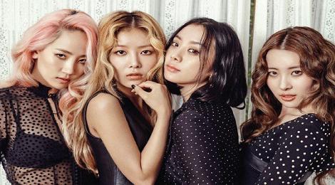 Wonder Girls tung ca khuc cuoi truoc khi tan ra hinh anh