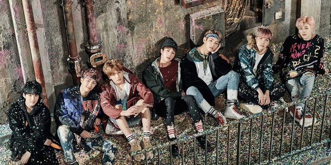 BTS lap them nhieu ky luc nho album moi hinh anh 1