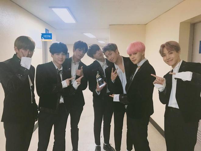BTS phu nhan dao Big Bang anh 2