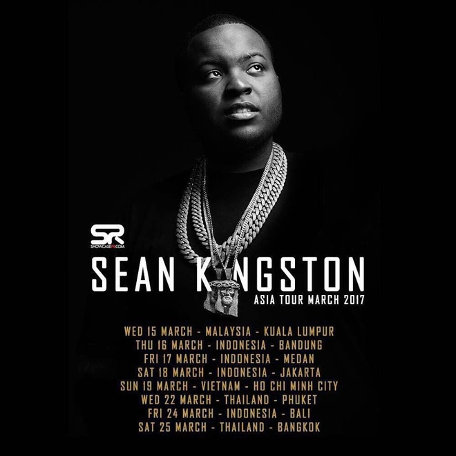 Sean Kingston den viet nam anh 1