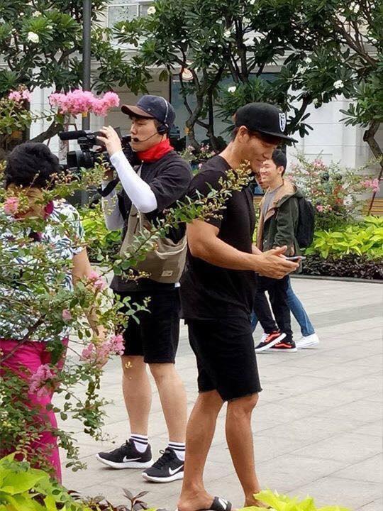 Kim Joong Kook o Viet Nam anh 1