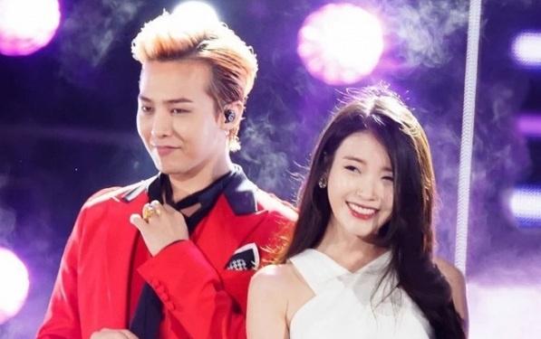 G-Dragon tham gia viet loi va rap trong ca khuc moi cua IU hinh anh