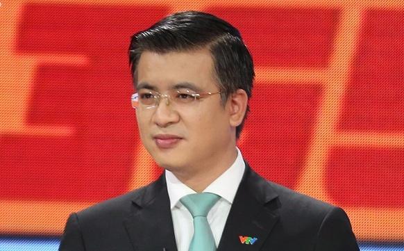Nha bao Quang Minh duoc bo nhiem giu chuc giam doc VTV24 hinh anh