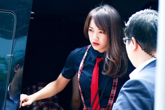 Sejeong chi duoc ngu 1 gio moi ngay anh 1