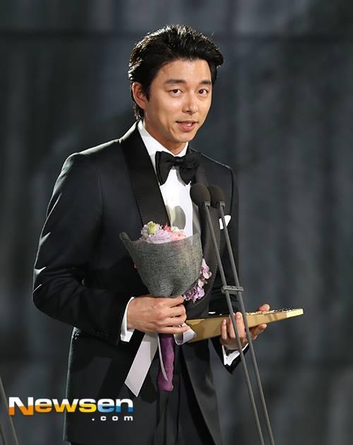Vuot qua Park Bo Gum, Gong Yoo am giai lon tai Baeksang Art Awards hinh anh 1