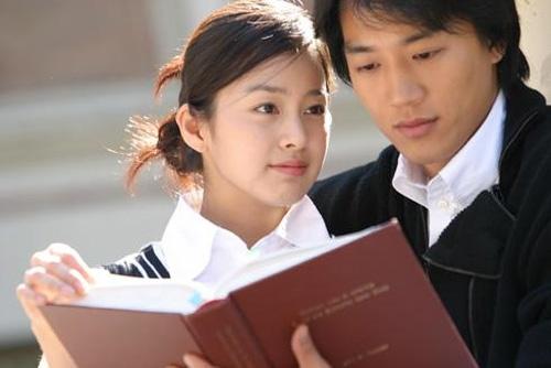 My nam 'Chuyen tinh Harvard' Kim Rae Won dang o Ha Noi hinh anh