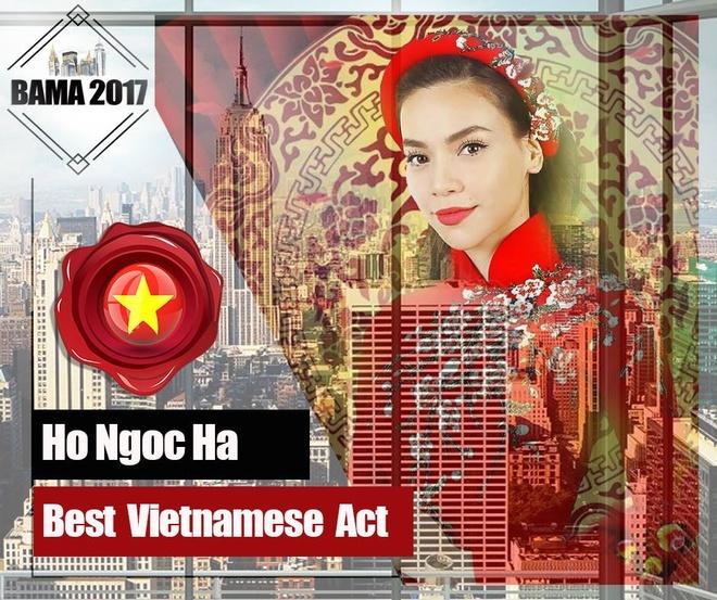Them Dong Nhi, Ha Ho, Bao Thy tranh giai Nghe si Viet xuat sac nhat hinh anh 1
